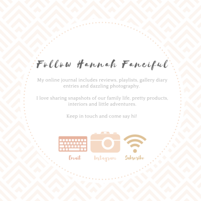 Follow Hannah Fanciful